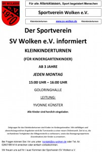 Flyer_Kinderturnen
