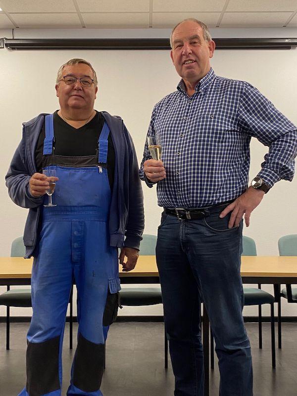 Gemeindearbeiter in Ruhestand verabschiedet